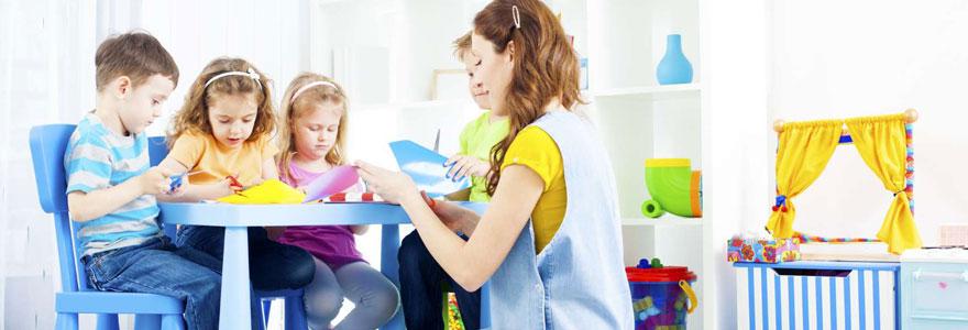 assistante maternelle agréée